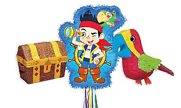 Jake and the Never Land Pirates Pinatas