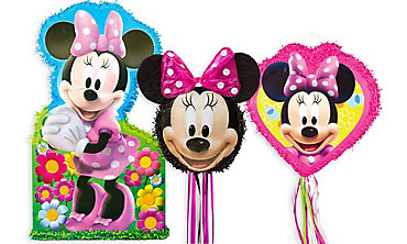 Minnie Mouse Pinatas
