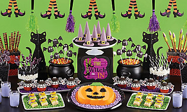 Witch's Crew Sweets & Treats