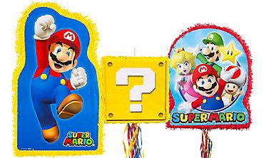 Super Mario Pinatas