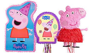 Peppa Pig Pinatas