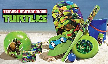 Teenage Mutant Ninja Turtles Summer Toys