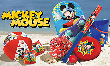 Mickey Mouse Summer Toys