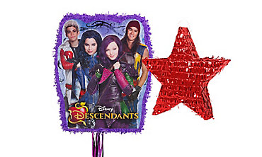 Disney Descendants Pinatas