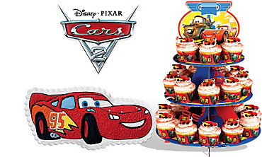 Cars Cake Supplies