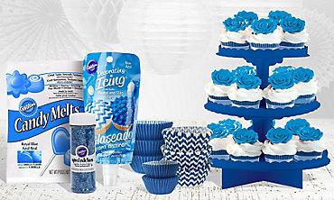 Royal Blue Baking Supplies