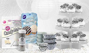 Silver Baking Supplies