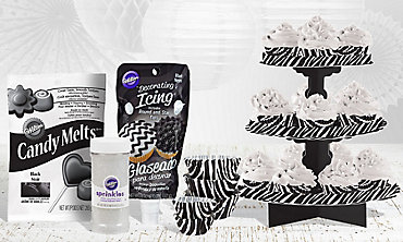 Zebra Baking Supplies
