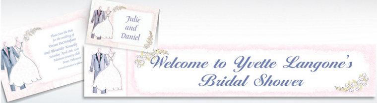 Custom Sweet Romance Wedding Invitations & Thank You Notes