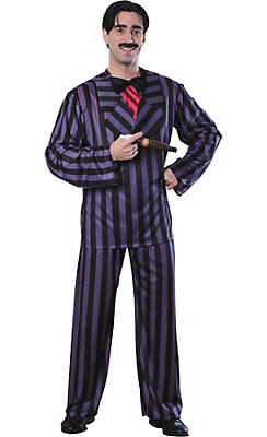 Adult Gomez Addams Costume Deluxe - Addams Family