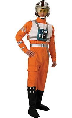 Adult X Wing Pilot Costume - Star Wars