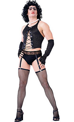 Adult Dr. Frank N Furter Costume - Rocky Horror Picture Show