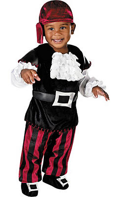 Baby Puny Pirate Costume