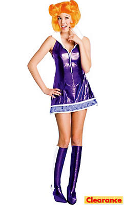 Teen Girls Jane Jetson Costume - The Jetsons
