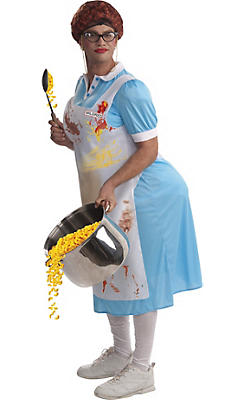 Adult Lunch Lady Costume