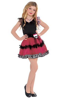 Girls Tutu Monster High Dress