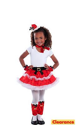 Child Santa Accessory Kit 6pc