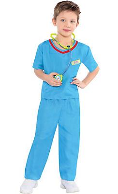 Child Doc McStuffins Scrubs Accessory Kit