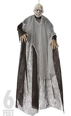 Hanging Zombie Man