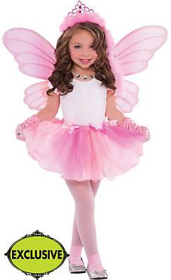 Girls Princess Fairy Costume