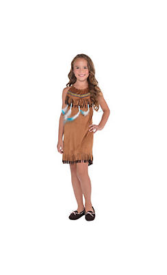 Child Native American Dress
