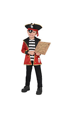 Child Pirate Accessory Kit 5pc