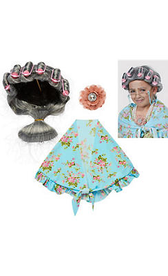 Child Old Lady Accessory Kit 3pc