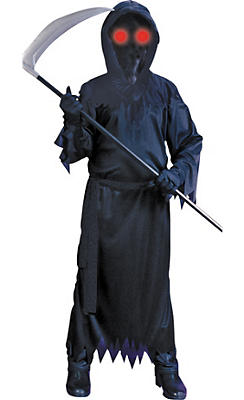 Boys Light-Up Unknown Phantom Costume