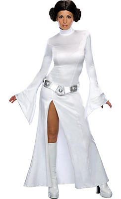 Adult Sexy Princess Leia Costume - Star Wars
