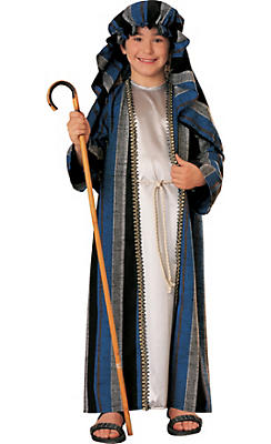 Boys Shepherd Costume Deluxe