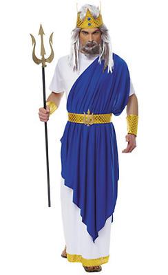 Adult Neptune Costume