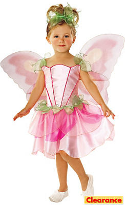 Toddler Girls Springtime Fairy Costume