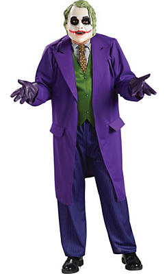 joker costumes - Joker Halloween Costume Kids