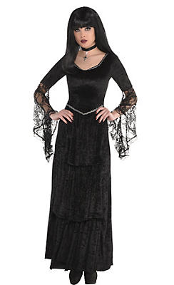 Teen Girls Gothic Temptress Costume