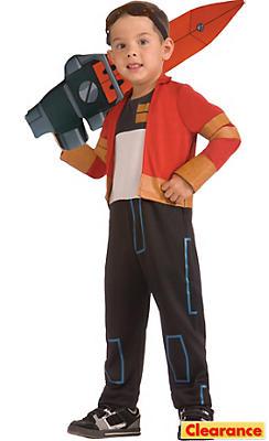 Boys Generator Rex Costume