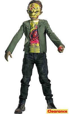 Boys Monster Creation Frankenstein Costume