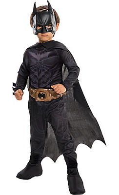Little Boys Batman Costume - The Dark Knight Rises