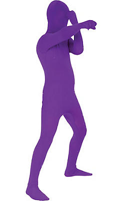 Teen Purple Partysuit