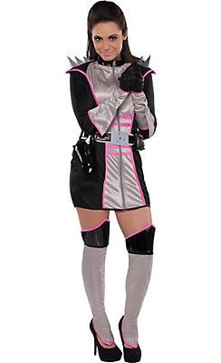 Adult Sexy Spacegirl Costume