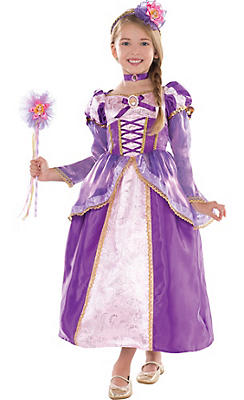 Toddler Girls Rapunzel Costume Supreme