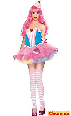 Adult Sugar and Spice Cupcake Costume