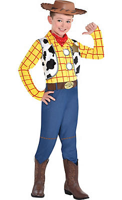 Toddler Boys Woody Costume - Toy Story