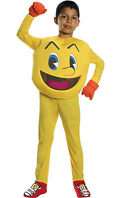 Boys Pac-Man Costume Deluxe