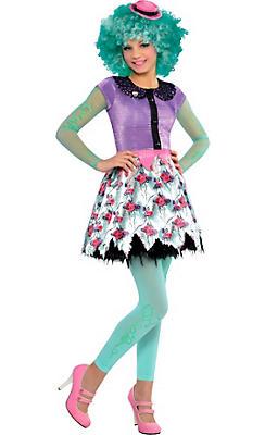 Girls Honey Swamp Costume Deluxe - Monster High