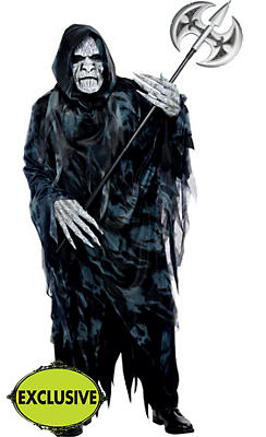 Adult Soul Taker Costume