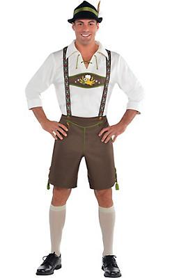 Adult Mr. Oktoberfest Costume