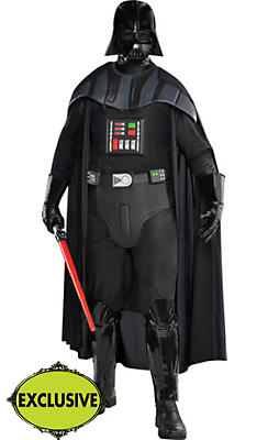Adult Classic Darth Vader Costume - Star Wars