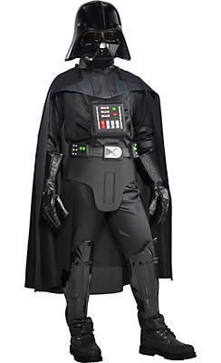 Little Boys Darth Vader Costume Supreme - Star Wars