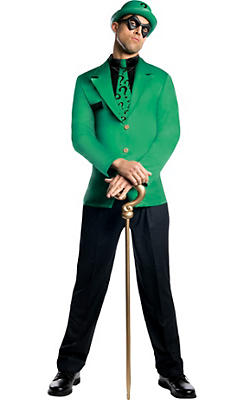 Adult Riddler Costume - Batman
