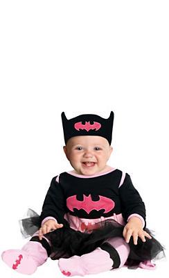 Baby Tutu Batgirl Costume - Batman
